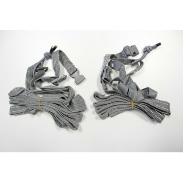 Outdoor Revolution Reflective Storm Straps for tents, driveaway and awnings