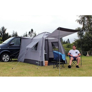 Outdoor Revolution Lightweight Driveaway Awning Outhouse Handi (Mid 210-255)