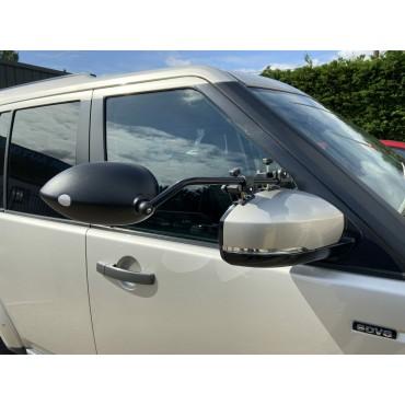 Milenco Aero Platinum Twin Pack Premium Towing Mirrors