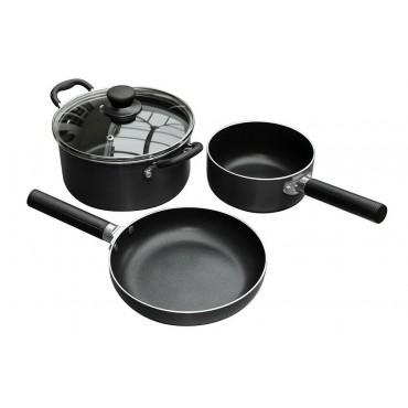 3 piece Sauce Pan Set - Induction