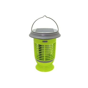 Lumi-Solar Rechargeable Camping Mosquito Killer and Lantern