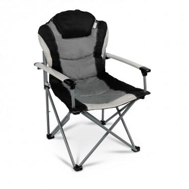 Kampa Guv'nor Camping Chair - Fog Grey