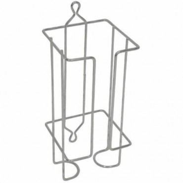 Chrome Plated Cupboard Mug / Cup Holder