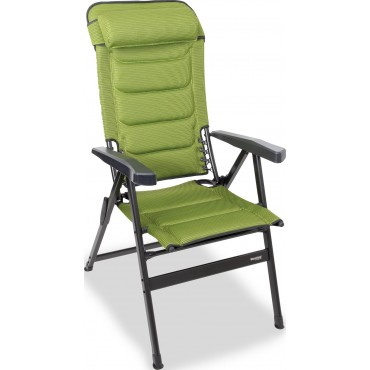 Westfield Valencia Voyager Lightweight Reclining Premium Camping Chair - Green