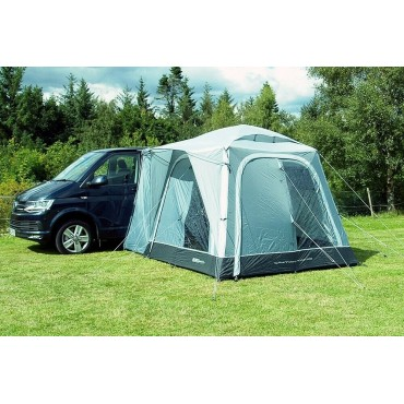 Outdoor Revolution Cayman Midi Air Low Inflatable Campervan Driveaway Awning