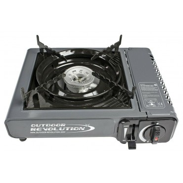 Single Burner Disposable Canister Gas Stove