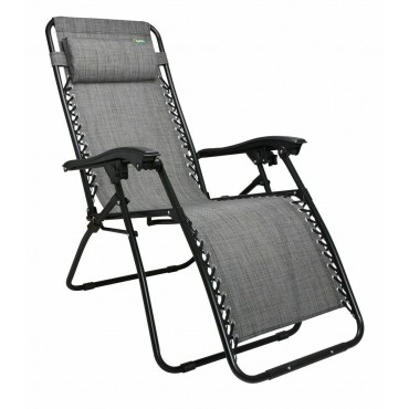 Quest Hygrove Zero Gravity Stepless Relaxer Chair