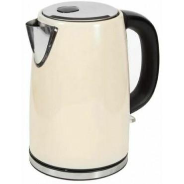1.7 Litre Boil It Cordless Kettle - Cream