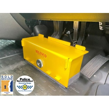 Milenco SS Pedal Lock - 2016 Towing, Safety & Security 6767 Post 2016