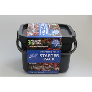 Composting Toilet Starter Pack