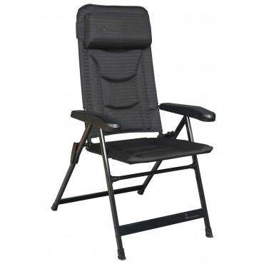 Isabella Bele Lightweight Folding Camping Chair - Black
