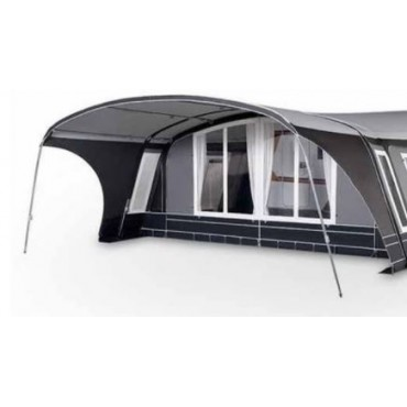 Dorema Onyx Sun Canopy In Steel for Onyx 270