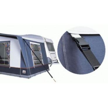 Dorema Awning Triple Safe Lock System Kit / Tie Down Kit
