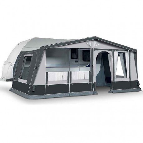 Dorema Horizon Air  Deluxe All season Full Caravan Awning