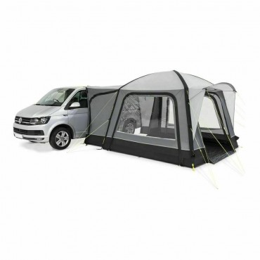 Kampa Cross Air Inflatable 180cm - 210cm Campervan Awning for VW, Bongo, Vito
