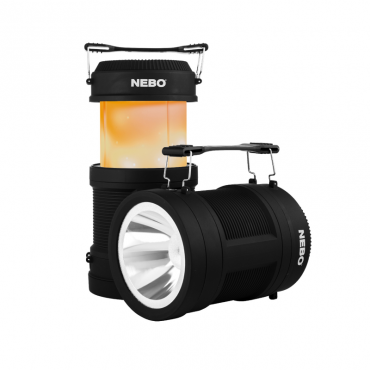 Large Poppy Lantern (With built in power bank)