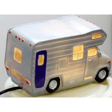 Led Motorhome Night Light / Lamp - Grey RV Design