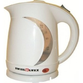 Low Wattage Swiss Lux 1.2L Cordless Jug Kettle - White