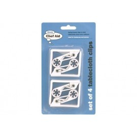 Tablecloth Spring Clips
