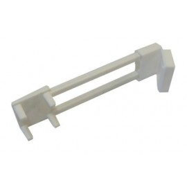 Adjustable Length Sink Top Retainer Catch