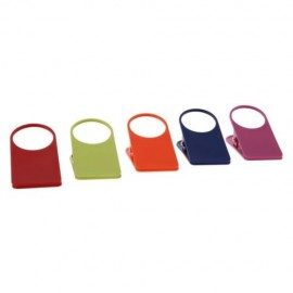 Clip-on Glass or Cup Holder