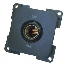 "CBE 12v 10a Single Pole ""Hella Style"" Socket"