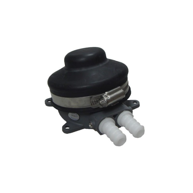 how to make manual water pump