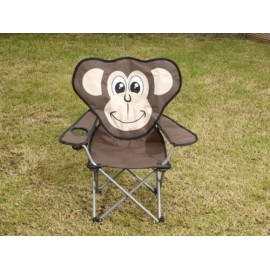 "Children's ""Monkey"" Camping Folding Stick Chair"