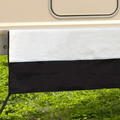 Outdoor Revolution Awning Draught Skirt Kit - 250cm ...