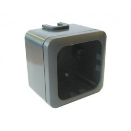 C-Line Surface Mount Single Box with Decor Frame (also suits CBE)