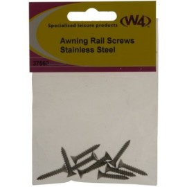 W4 Awning Rail Screws