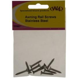 W4 Awning Rail Screws