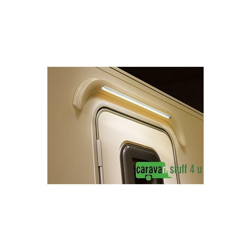 led awning light gutter magnolia caravan stuff 4 u. Black Bedroom Furniture Sets. Home Design Ideas