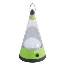Kampa Cone Camping / Caravan LED Lantern Lamp