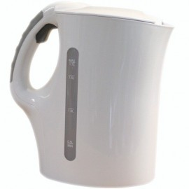 1.7L Low Wattage Cordless Jug Kettle White