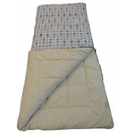 Caravan Camping 50oz Super Size Sleeping Bag - Blue Baubles
