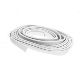 Awning Rail Protector Strip - 12M - Off White