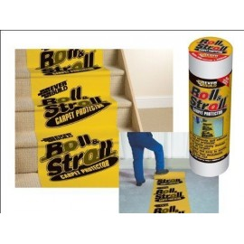 """Sticky"" Carpet Guard - 600mm x 25m Roll"