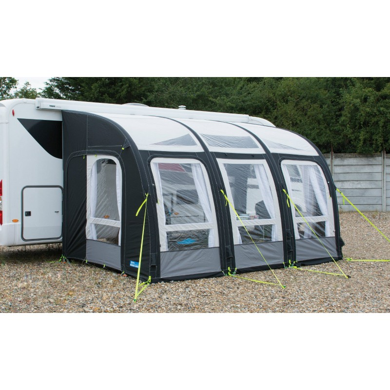 2016 Kampa Motor Rally 390xxl Air Pro Inflatable Motorhome
