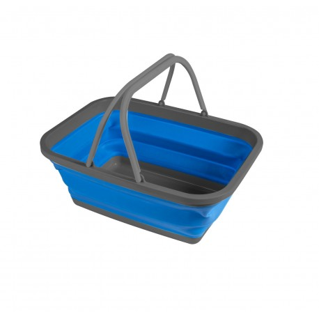 kampa small folding silicone washing up bowl blue. Black Bedroom Furniture Sets. Home Design Ideas