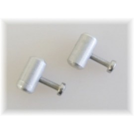 Fiamma Pawls Kit - Awning End Stops (Pack Of Two)
