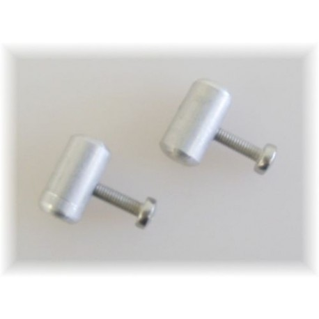 Fiamma Pawls Kit - Awning End Stops Pk 2