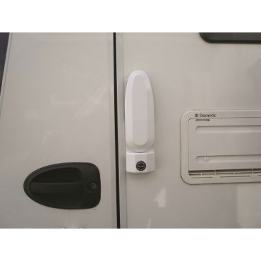 Milenco Caravan / Motorhome Internal / External Security Door Lock
