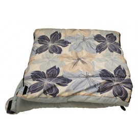 Sleeping Bag Large Single - 60oz - Lakeside Fleur