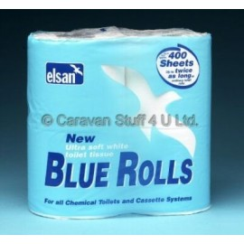 Elsan Toilet Roll - 4Pk