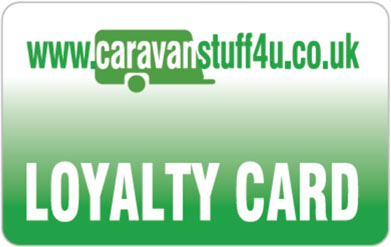 Caravan Stuff 4 U Loyalty Card